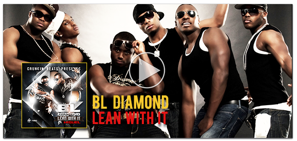 "BL DIAMOND Ft. MIGUEL FRANCISCO  - LEAN WITH IT ""official video"""